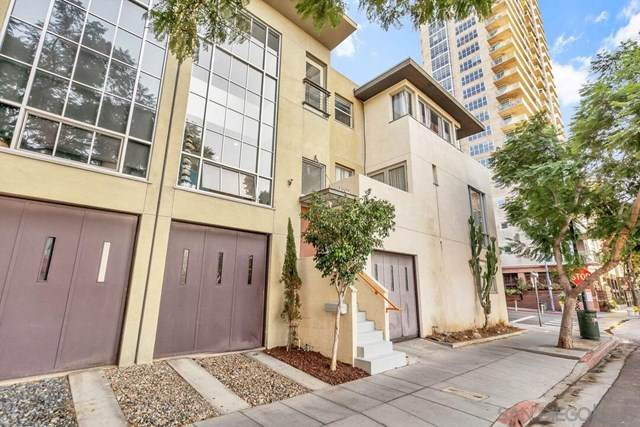1509 Kettner, San Diego, CA 92101 (#200052936) :: Better Homes and Gardens Real Estate Vogler Feigen