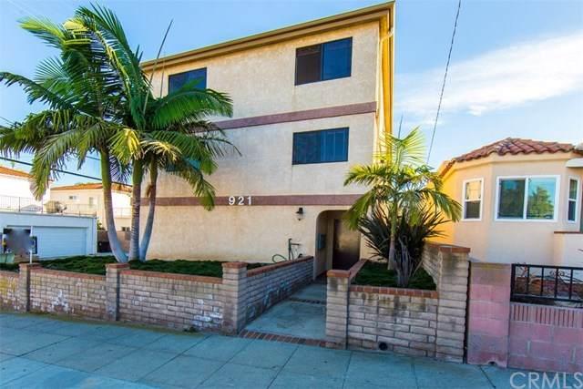 921 W 18th Street C, San Pedro, CA 90731 (#SB20249008) :: Compass