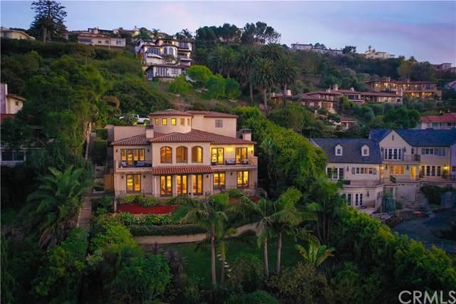 841 Via Somonte, Palos Verdes Estates, CA 90278 (#SB20246844) :: Bathurst Coastal Properties