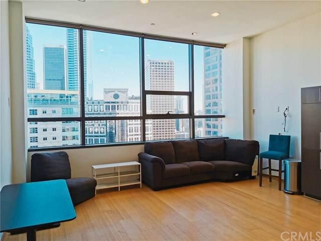 1100 Wilshire Boulevard #1809, Los Angeles (City), CA 90017 (#WS20249808) :: Crudo & Associates