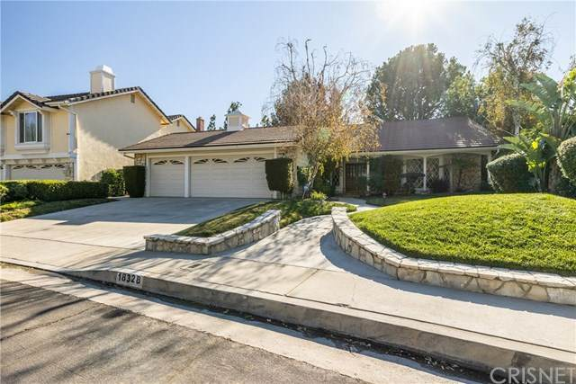 18328 Sandringham Court, Northridge, CA 91326 (#SR20246589) :: Steele Canyon Realty