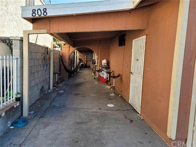 808 E 111th Drive, Los Angeles (City), CA 90059 (#DW20249828) :: Team Tami