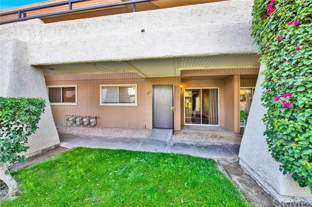 420 N Villa Court #105, Palm Springs, CA 92262 (#PW20249868) :: The Marelly Group | Compass