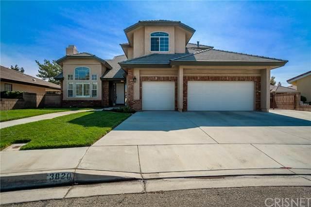 3820 W Avenue J15, Lancaster, CA 93536 (#SR20249903) :: Crudo & Associates