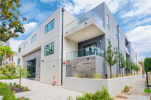 4322 Gentry Avenue #104, Studio City, CA 91604 (#SR20249935) :: Steele Canyon Realty