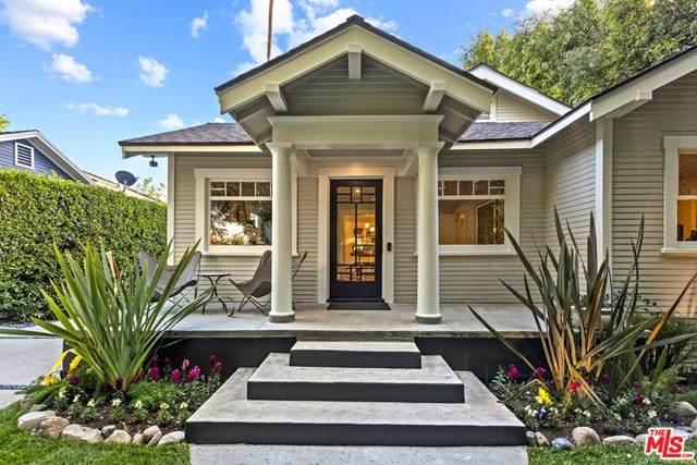 7030 De Longpre Avenue, Los Angeles (City), CA 90028 (#20665520) :: The Marelly Group | Compass