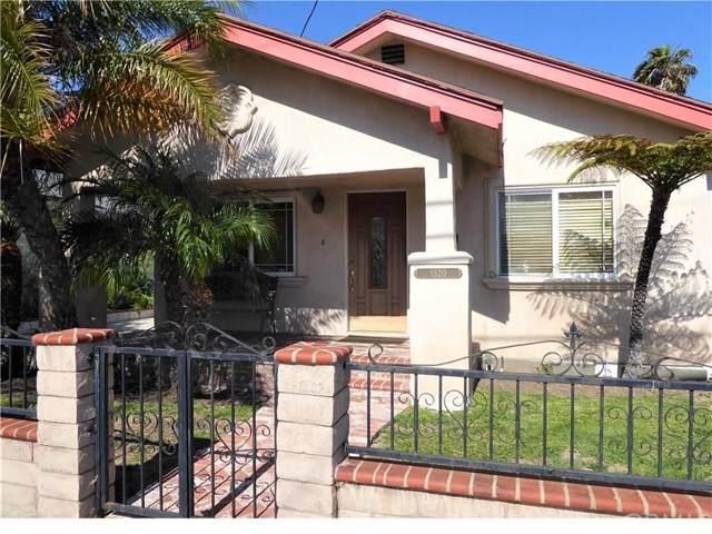 1520 S Grand Avenue, San Pedro, CA 90731 (#SB20249987) :: Compass
