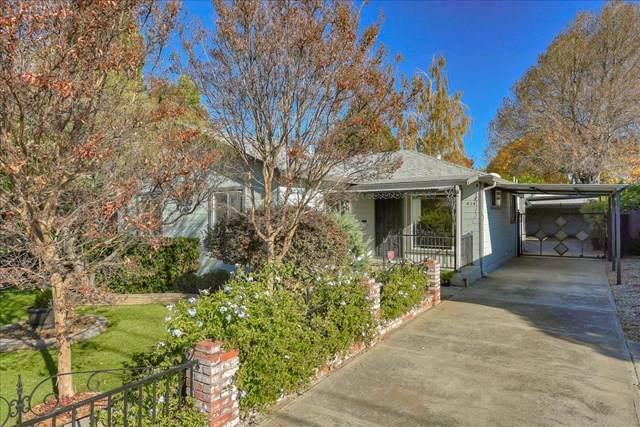 414 Hodges Avenue, San Jose, CA 95128 (#ML81821109) :: The Najar Group