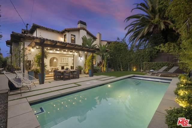 112 N Edinburgh Avenue, Los Angeles (City), CA 90048 (#20665522) :: Team Tami