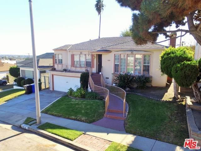 4516 Valdina Place, Los Angeles (City), CA 90043 (#20666110) :: The Najar Group