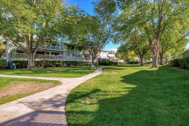 3518 Knollwood Terrace #104, Fremont, CA 94536 (#ML81821973) :: The Najar Group