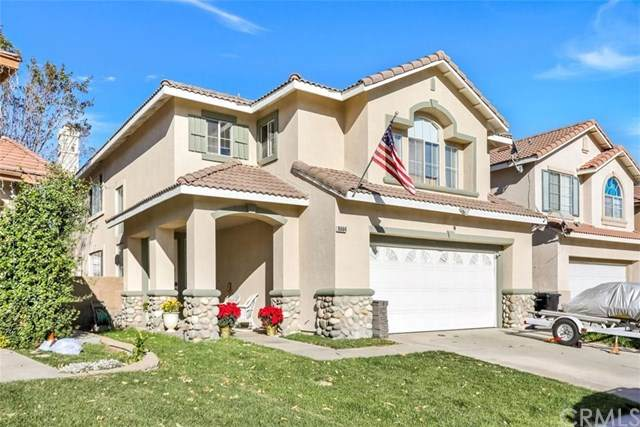 16684 Baywood Lane, Fontana, CA 92336 (#IV20250070) :: Rogers Realty Group/Berkshire Hathaway HomeServices California Properties