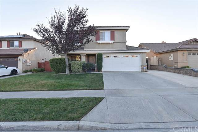 883 Saint Andrews Way, Beaumont, CA 92223 (#TR20230470) :: The Najar Group