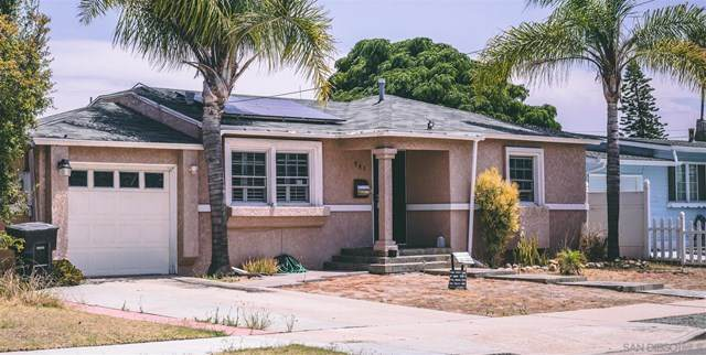761 Church Ave, Chula Vista, CA 91910 (#200053009) :: The Najar Group