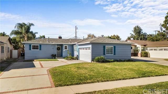 11015 Odessa Avenue, Granada Hills, CA 91344 (#SR20243384) :: The Najar Group