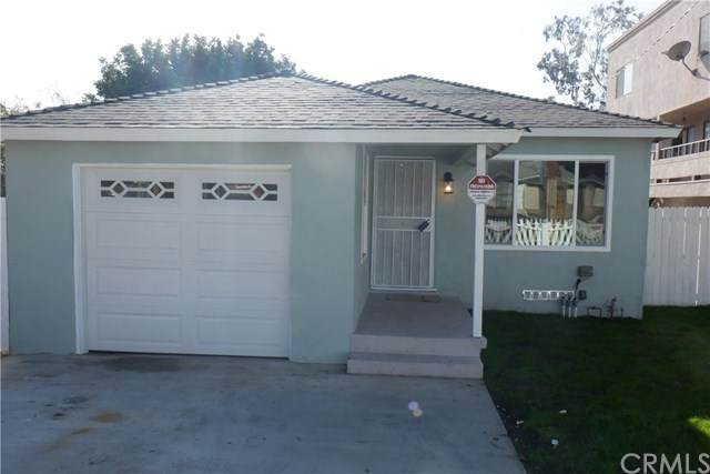 4738 W 153rd Place, Lawndale, CA 90260 (#SB20249530) :: The Alvarado Brothers