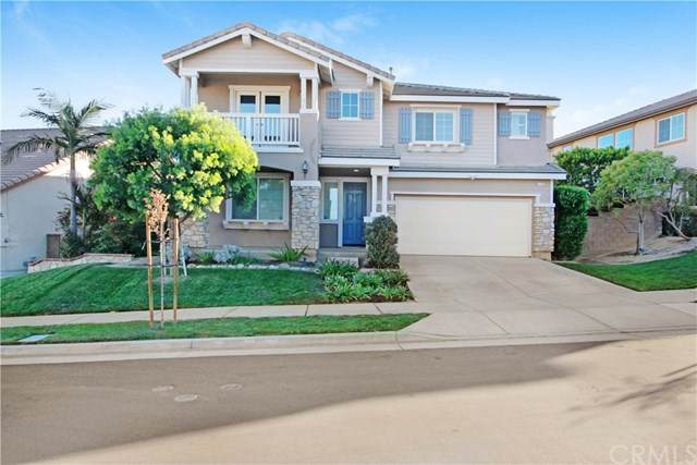 11283 Tesota Loop Street, Corona, CA 92883 (#IG20249524) :: The Najar Group