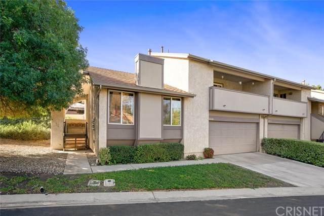 20036 Avenue Of The Oaks #173, Newhall, CA 91321 (#SR20250091) :: Compass