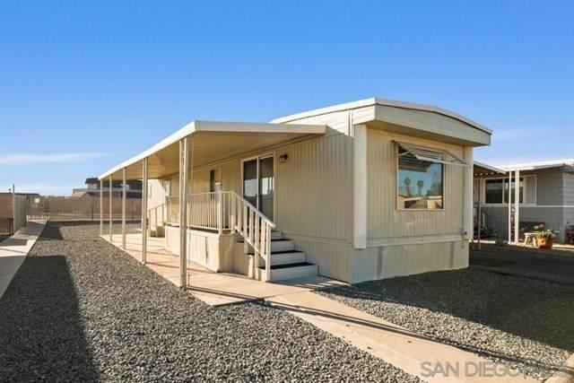 2200 Coronado Ave #67, San Diego, CA 92154 (#200053013) :: Rogers Realty Group/Berkshire Hathaway HomeServices California Properties
