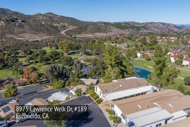 8975 Lawrence Welk Drive #189, Escondido, CA  (#NDP2003148) :: Steele Canyon Realty