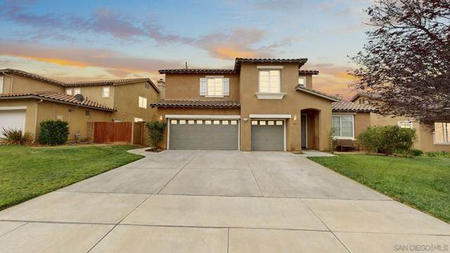 32165 Rosemary St, Winchester, CA 92596 (#200053018) :: Team Tami