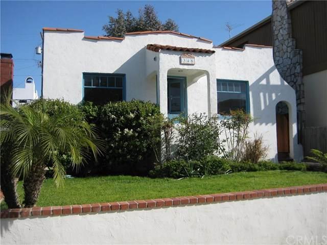 348 30TH Street, Hermosa Beach, CA 90254 (#SB20250279) :: Bathurst Coastal Properties