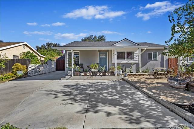 248 South San Jose, Glendora, CA 91741 (#IV20250398) :: RE/MAX Masters