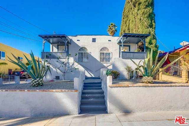 631 N Rampart Boulevard, Los Angeles (City), CA 90026 (#20665786) :: eXp Realty of California Inc.