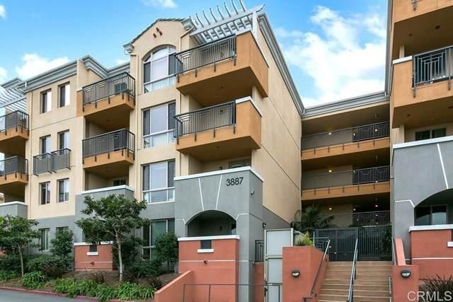 3887 Pell Place #234, San Diego, CA 92130 (#NDP2003159) :: Crudo & Associates