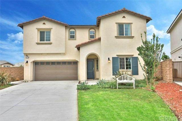 16721 Red Oak Lane, Fontana, CA 92336 (#530376) :: Rogers Realty Group/Berkshire Hathaway HomeServices California Properties