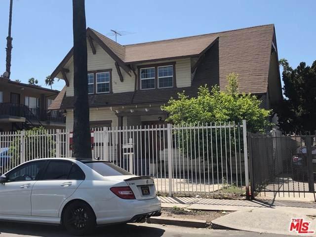 909 Fedora Street, Los Angeles (City), CA 90006 (#20666502) :: Bathurst Coastal Properties