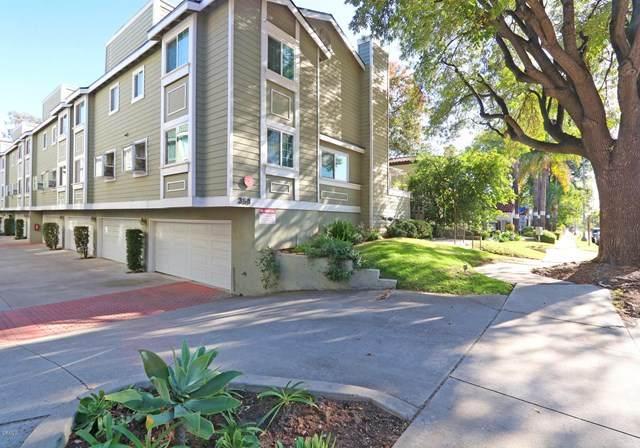 358 S Marengo Avenue #4, Pasadena, CA 91101 (#P1-2503) :: Team Tami
