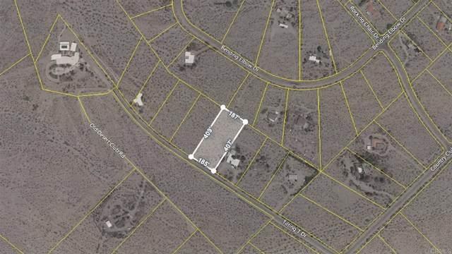 0 Tilting T Drive Lot 5, Borrego Springs, CA 92004 (#NDP2003162) :: Bathurst Coastal Properties