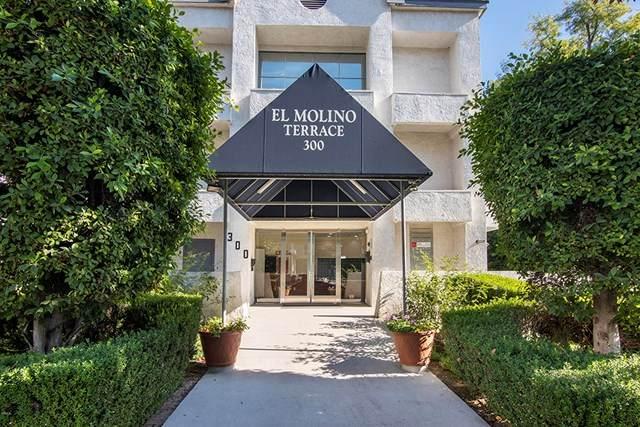 300 N El Molino Avenue #320, Pasadena, CA 91101 (#P1-2504) :: Bathurst Coastal Properties