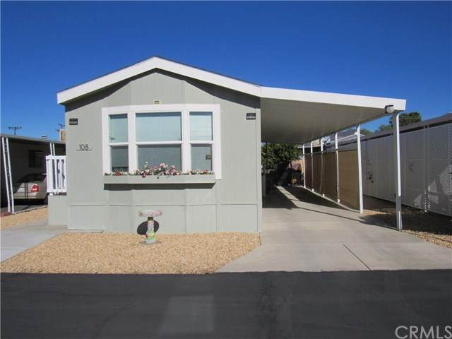 45055 Hwy 74 #108, Hemet, CA 92544 (#SW20250327) :: Bathurst Coastal Properties