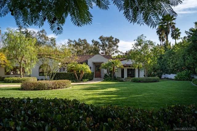 5829 Loma Verde Dr, Rancho Santa Fe, CA 92067 (#200053071) :: Bathurst Coastal Properties