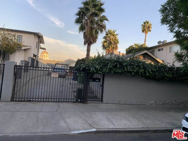 1340 N Kingsley Drive, Los Angeles (City), CA 90027 (#20665566) :: The Marelly Group | Compass