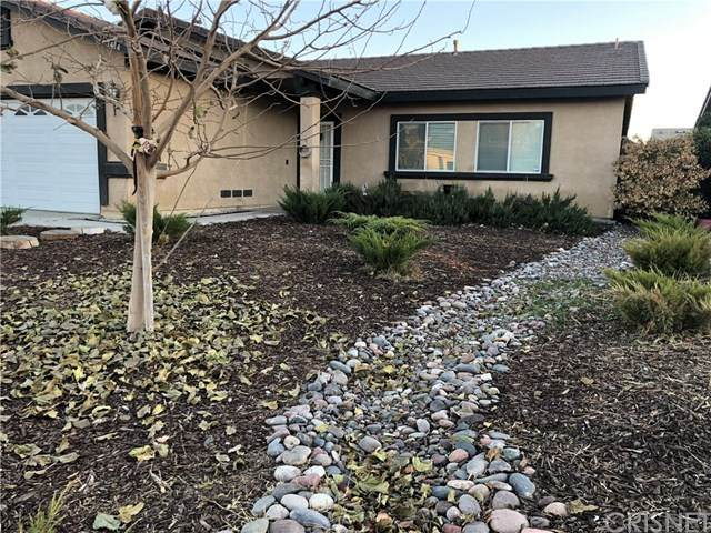 1414 Monte Vista Avenue, Rosamond, CA 93560 (#SR20250559) :: Bathurst Coastal Properties
