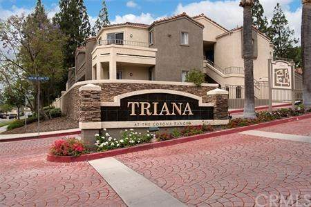 1980 Las Colinas Circle #302, Corona, CA 92879 (#CV20249534) :: Bathurst Coastal Properties