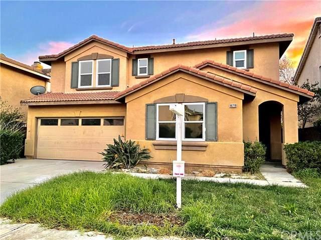 16719 Escalon Drive, Fontana, CA 92336 (#TR20250643) :: Rogers Realty Group/Berkshire Hathaway HomeServices California Properties