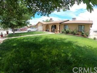 9055 E Avenue T8, Littlerock, CA 93543 (#IV20250660) :: Steele Canyon Realty
