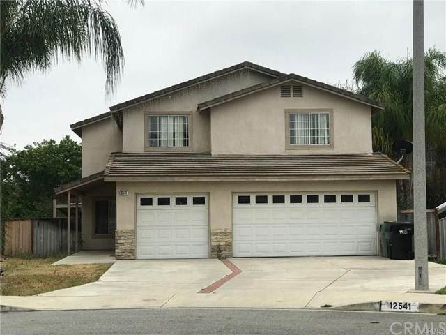 12541 San Mina Court, Chino, CA 91710 (#EV20250747) :: Rogers Realty Group/Berkshire Hathaway HomeServices California Properties