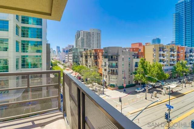 1225 Island Ave #506, San Diego, CA 92101 (#200053103) :: RE/MAX Masters