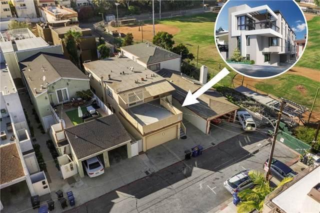 847 Bard Street, Hermosa Beach, CA 90254 (#SB20250765) :: Bathurst Coastal Properties