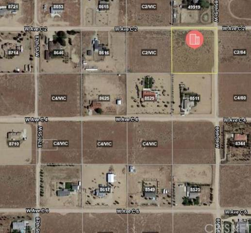 0 Vac/Cor 85 Stw/Ave C2, Lancaster, CA 93536 (#SR20250845) :: Laughton Team | My Home Group