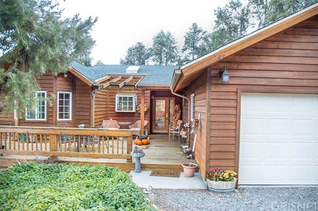 14725 Voltaire Drive, Pine Mountain Club, CA 93225 (#SR20247685) :: Laughton Team | My Home Group