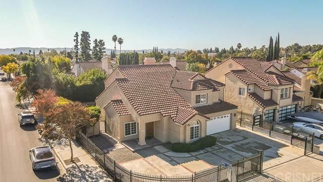16800 Kinzie Street, Northridge, CA 91343 (#SR20248434) :: Steele Canyon Realty