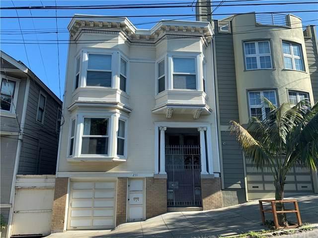 231 Diamond Street, San Francisco, CA 94114 (#CV20250850) :: RE/MAX Masters