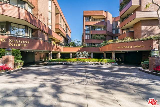 300 N Swall Drive #351, Beverly Hills, CA 90211 (#20665722) :: RE/MAX Masters
