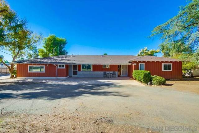 646 E El Rancho Dr, El Cajon, CA 92019 (#200053142) :: RE/MAX Masters